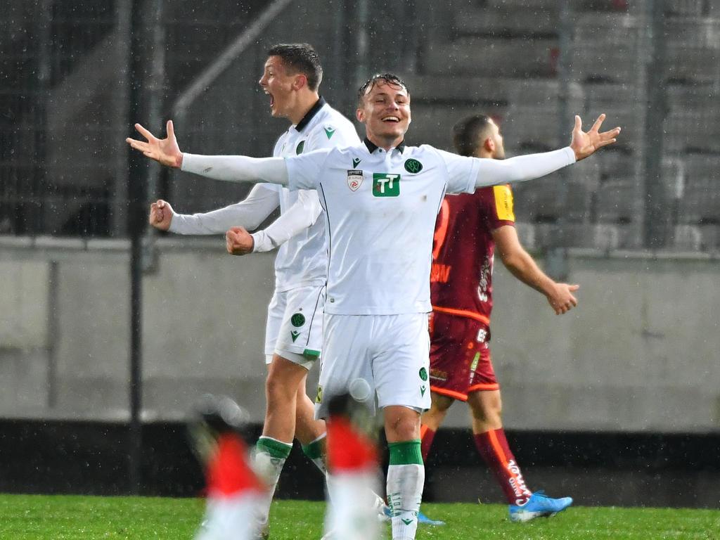 Robert Martić taugt's extrem