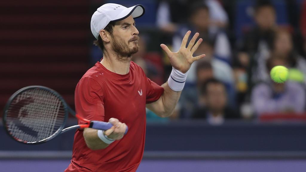Andy Murray hat den ersten Turniersieg nach seinem Comeback errungen