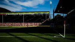 Der SC Freiburg will nur Saison 2020/2021 in ein neues Stadion ziehen
