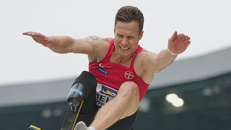 Kämpft um die Olympia-Teilnahme: Protesenspringer Markus Rehm