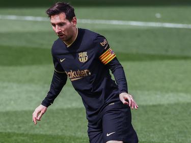 Messi se quita otro peso de encima fuera de los terrenos de juego.
