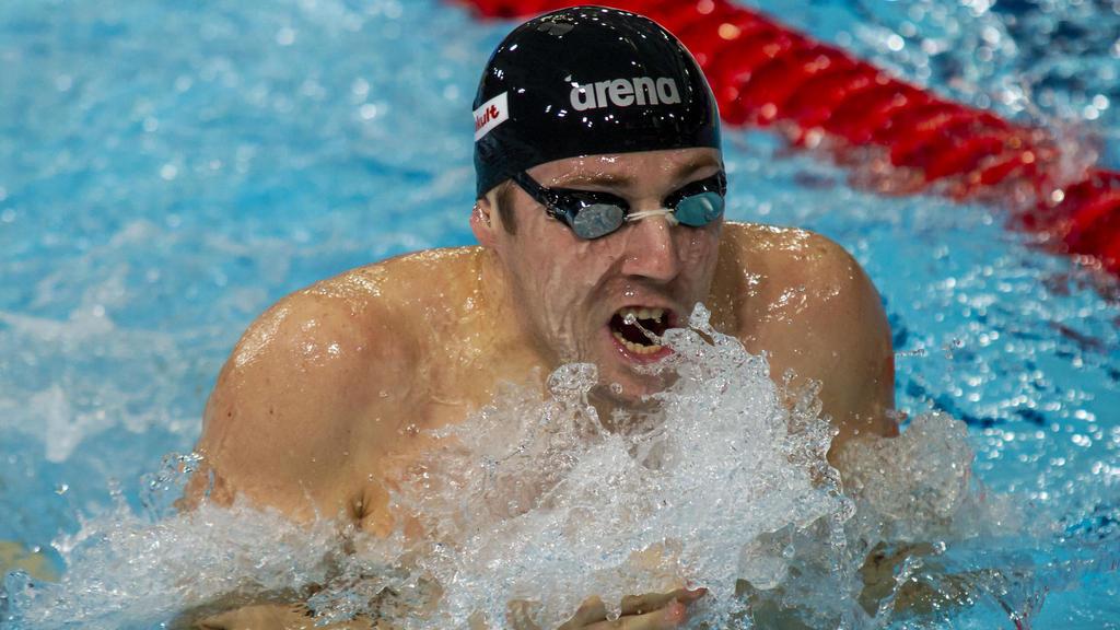Marco Koch hat sich als erster deutscher Schwimmer für Olympia qualifiziert