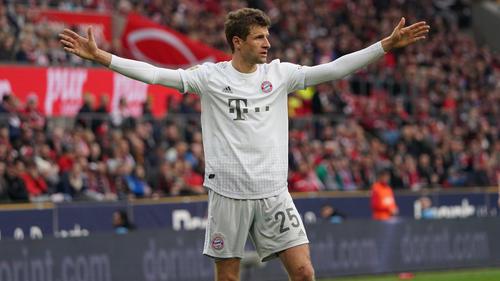Nach dem Sieg in Köln äußerte sich Thomas Müller zur Leistung des FC Bayern