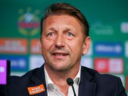 Zoran Barišić kann dem Spielerstreit sogar Positives abgewinnen