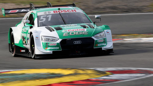 Nico Müller gewann das 2. Rennen auf dem Nürburgring
