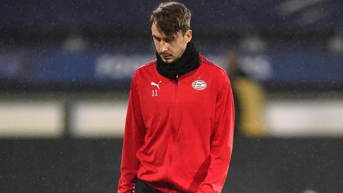 Keine Zukunft bei der PSV Eindhoven: Adrian Fein kehrt vorerst zum FC Bayern zurück