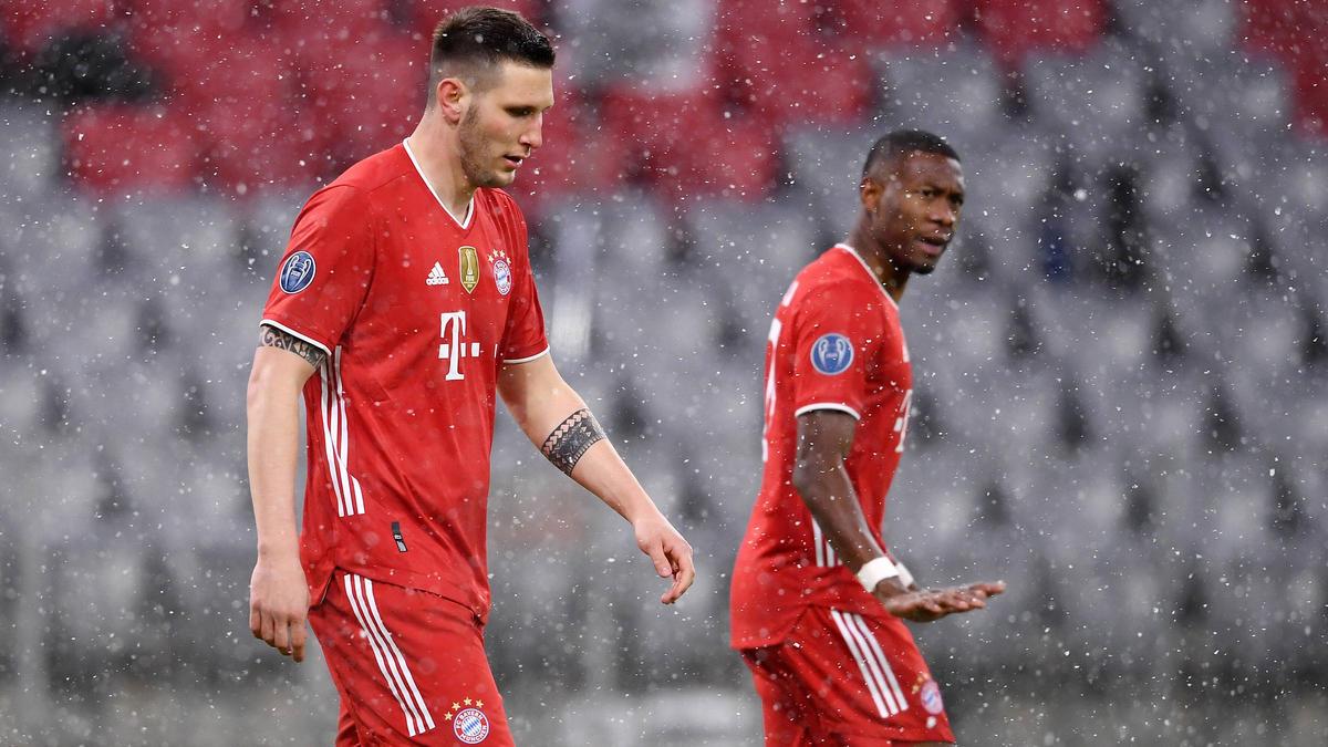 Niklas Süle könnte dem FC Bayern vorerst fehlen