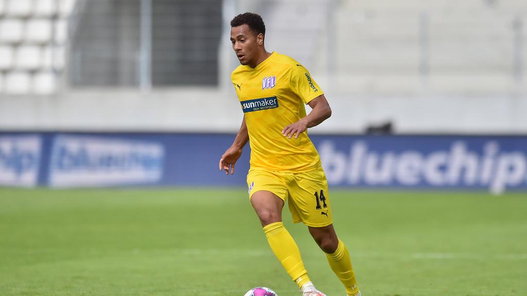Etienne Amenyido wechselt zum FC St. Pauli