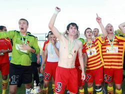 Pokalsieger 2010