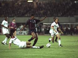 CL-Finale 1995: Matchwinner Kluivert