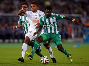 Grün-Weiß sind nach Casablancas Sieg gegen Mineiro die Farben bei der Klub-WM