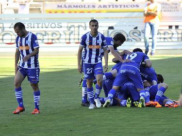 El Alavés puede ser equipo de Primera el próximo fin de semana. (Foto: Imago)