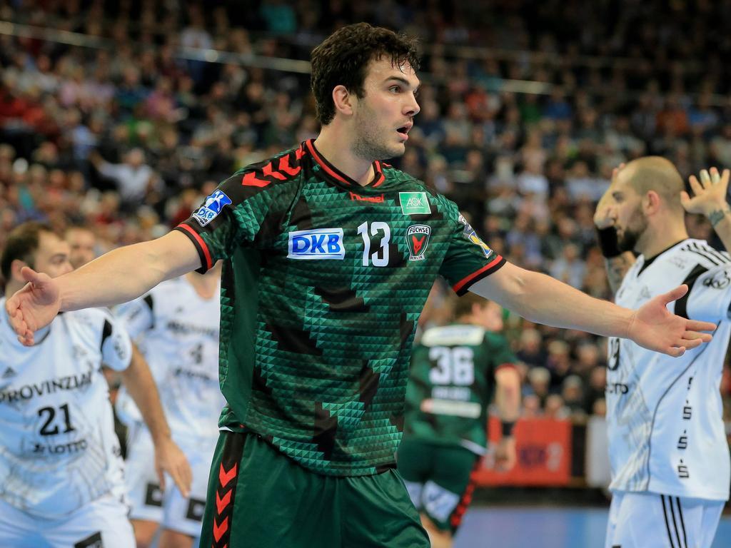 Nenadić bleibt zwei weitere Jahre bei den Füchsen Berlin