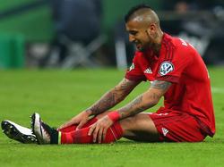 Arturo Vidal muss keinen Ärger vom DFB befürchten