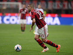 Adel Taarabt, centrocampista del Milan