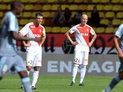 Monaco kommt in der Liga nicht in Schwung