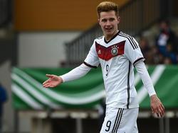 Johannes Eggestein erzielte zwei Tore beim 4:1-Auftaktsieg