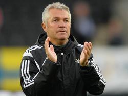 Rosenborg-Trainer Kåre Ingebrigtsen sieht sein Team nicht wirklich als Favorit