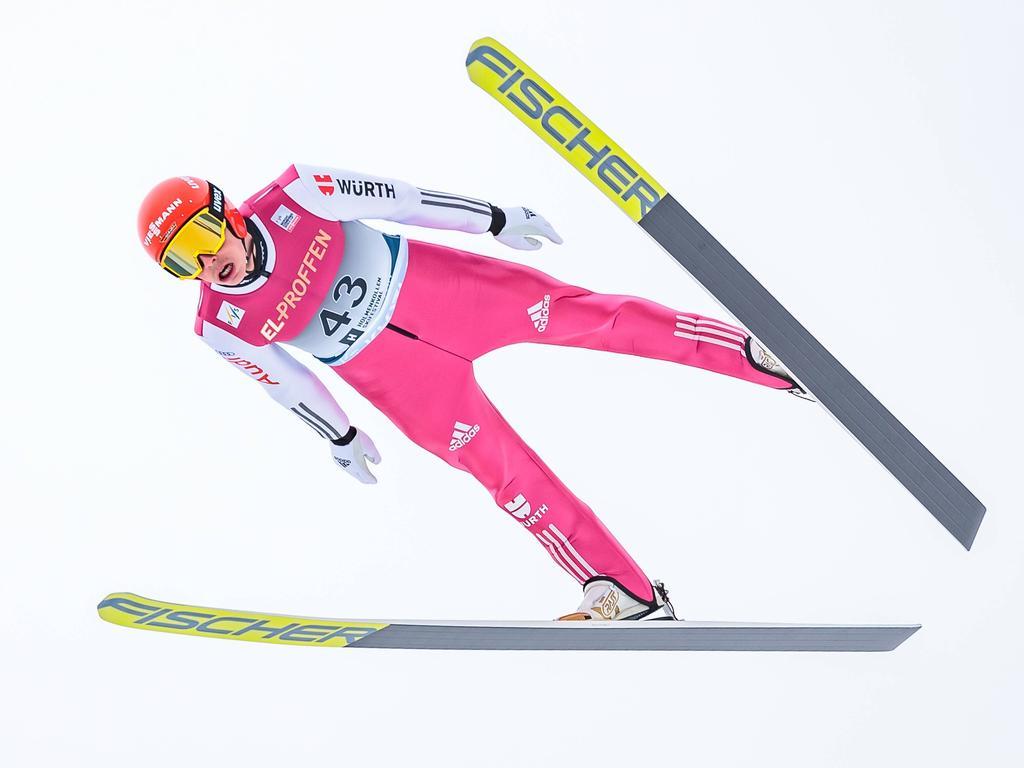 Eric Frenzel fehlen nur noch fünf Erfolge zum Rekord des Finnen Hannu Manninen
