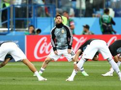 Messi und Co. haben noch die Chance aufs Achtelfinale
