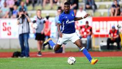 Haji Wright verlässt den FC Schalke 04 vorerst nicht
