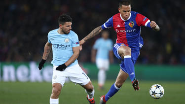 Léo Lacroix spielte in der letzten Saison bereits in der Champions League