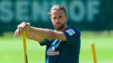 Martin Harnik fällt für Werder Bremen verletzt aus