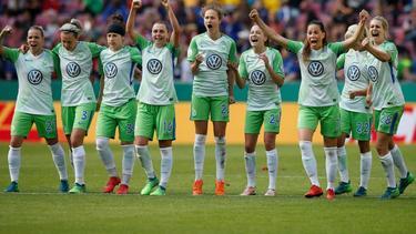 Wolfsburg steht im Achtelfinale der Champions League