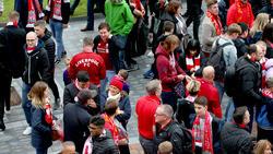 Ein Liverpool-Fan wurde angegriffen