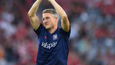 Bastian Schweinsteiger spielt mit Chicago 0:0 gegen Washington