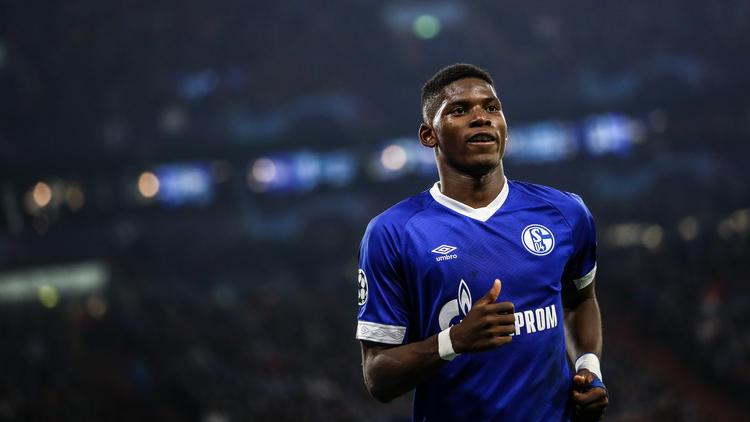 Breel Embolo gehört auf Schalke zu den Topverdienern