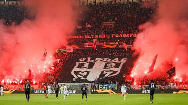 Die UEFA ermittelt gegen die SGE