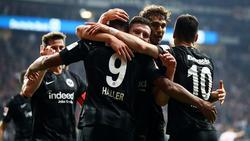 Für Eintracht Frankfurt läuft es derzeit rund