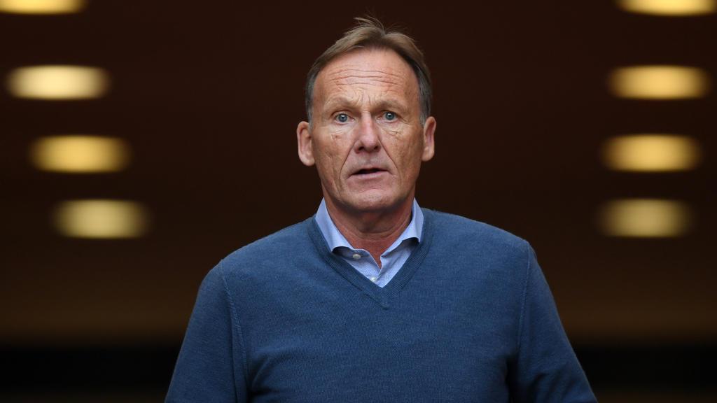 Hans-Joachim Watzke hat dem BVB die Favoritenrolle aberkannt und sie dem FC Bayern zugeschoben
