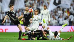 El Real Madrid quedó apeado de su competición favorita. (Foto: Getty)