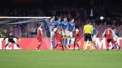 Arsenal ganó con un tiro libre del francés Lacazette. (Foto: Getty)