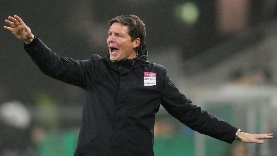 Oliver Glasner wird bei VfL Wolfsburg und VfB Stuttgart gehandelt