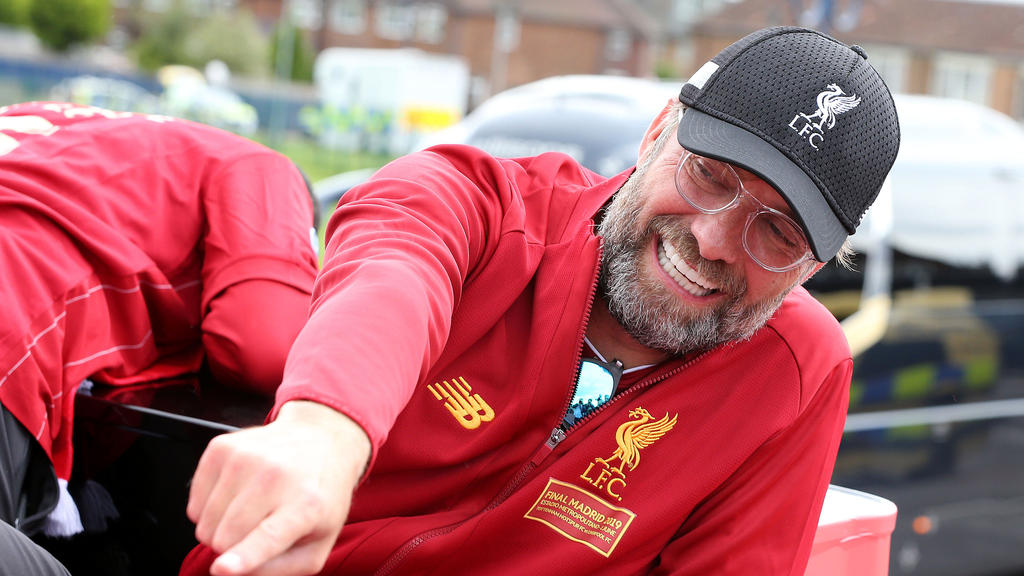 Jürgen Klopp will mit dem FC Liverpool noch mehr erreichen