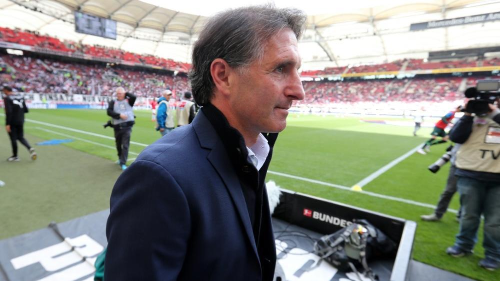 Labbadia verabschiedet sich mit Remis vom VfL Wolfsburg