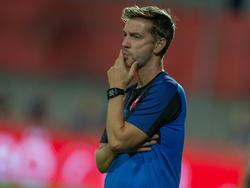 GAK-Trainer David Preiß geht mit Profis und Amateuren ins Rennen