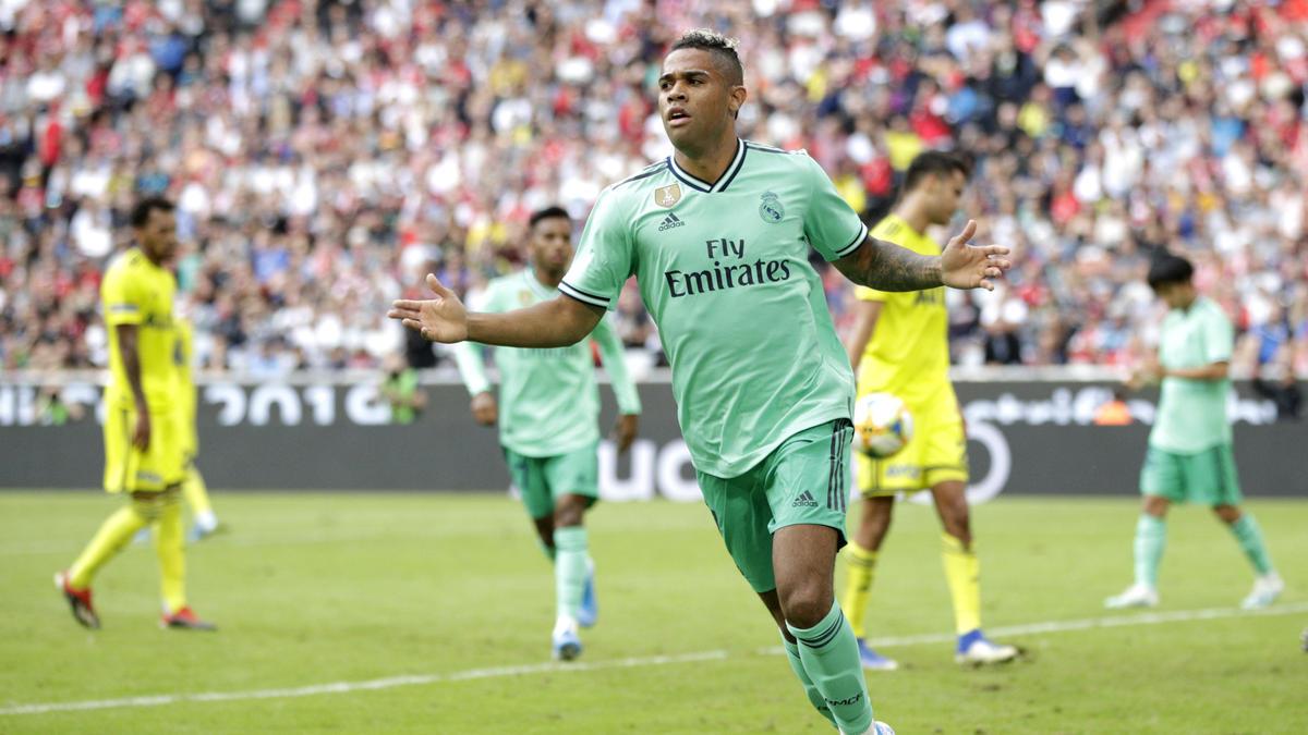 Real Madrid hat Platz 3 beim Audi Cup erreicht