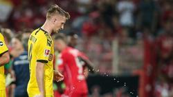 BVB-Kapitän Marco Reus nach der Pleite bei Union Berlin