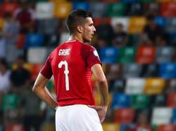 Grbić bei der U21-EM letzten Sommer
