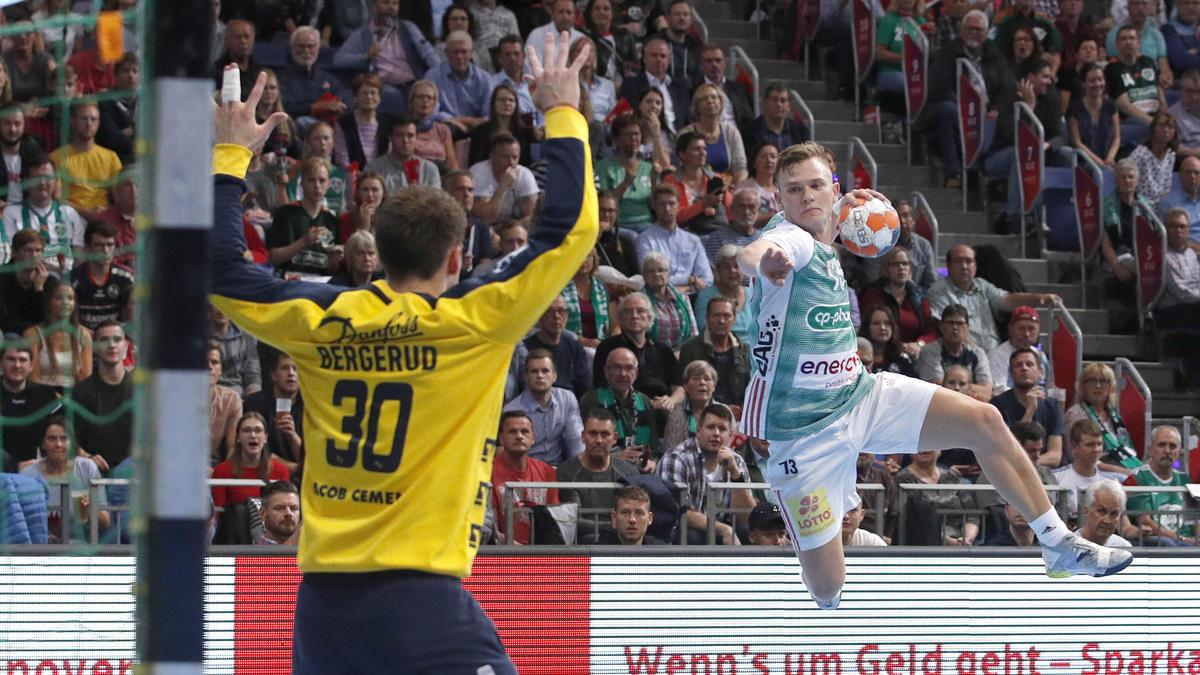Hannover-Burgdorf bleibt weiter das einzig ungeschlagene Team der laufenden HBL-Saison
