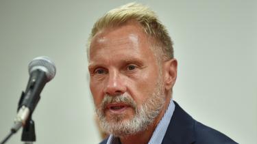 Hofft auf eine Bundesliga-Rückkehr: Thorsten Fink