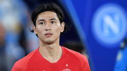 Steht vor einem Wechsel zum FC Liverpool: Takumi Minamino