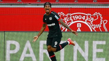 Soll bei Bayer Leverkusen vor dem Absprung stehen: Leon Bailey