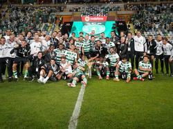 Sporting gewinnt Supercup