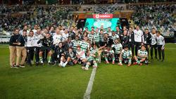 Sporting Lissabon hat den portugiesischen Supercup gewonnen