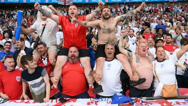 Englands Fans müssen draußen bleiben